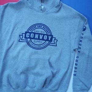 Graphic Convoy Supply Sweatshirt
